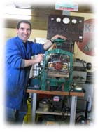 Pascal Chaumont - Bobinages Magnétos